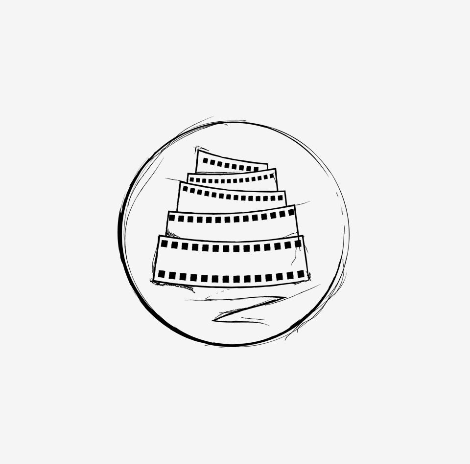 Projekt graficzny logo - Studio Babel - Fotograf