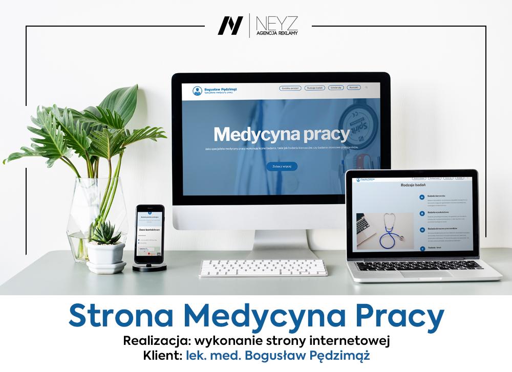 Zrobienie strony internetowej - Nowy Targ