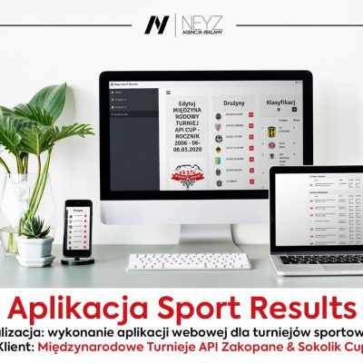 Aplikacja do turniejów sportowych - www.turnieje-api.neyz.pl