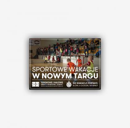 Sportowe Wakacje – kampania dla Bzik Akademii Sportu