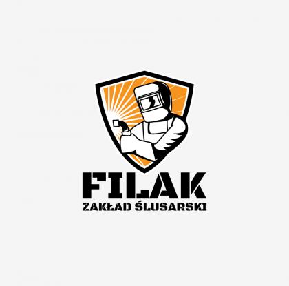 Projekt logo dla zakładu ślusarskiego