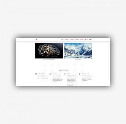 Strona www dla GS Time Watches