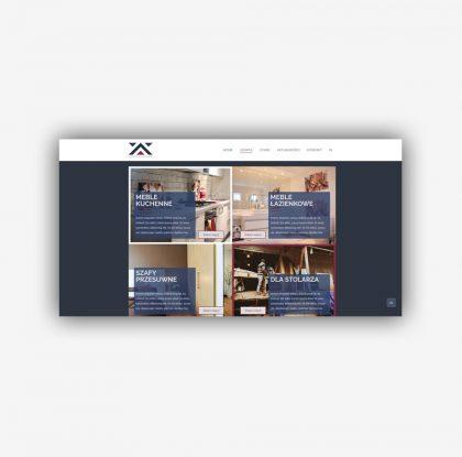 Strona www dla KK Invest