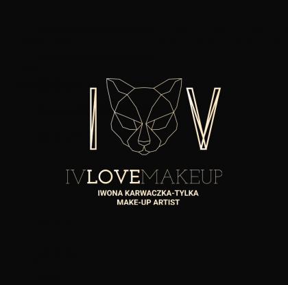 Projekt logo dla wizażystki (make-up artist)