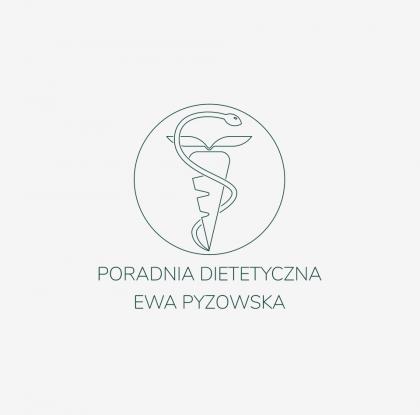 Projekt logo dla dietetyka klinicznego