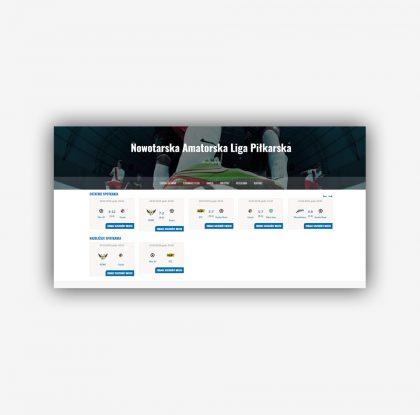 Strona www dla NALP